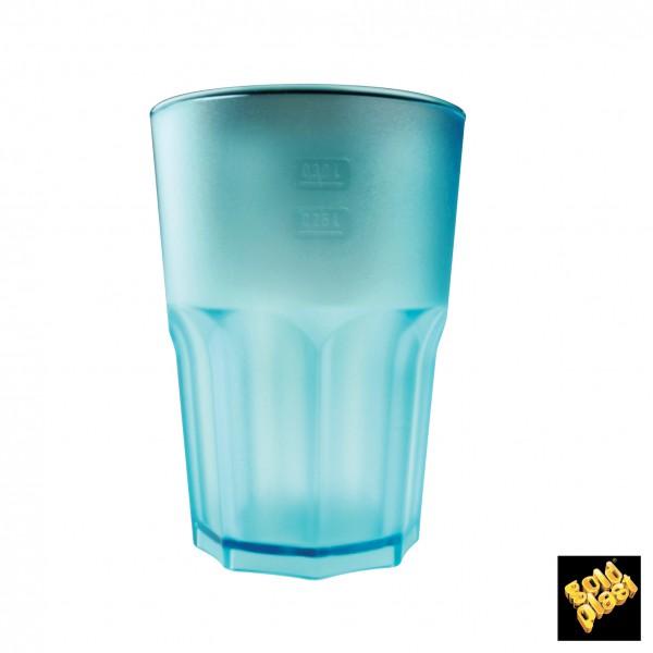 Cocktail Glas Tuerkis Frost