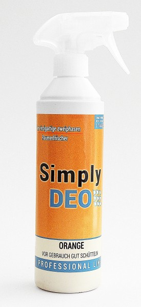 Simply Deo Orange 500ml