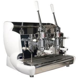 Espresso- 2 Gr.Hebelmaschine Izzo