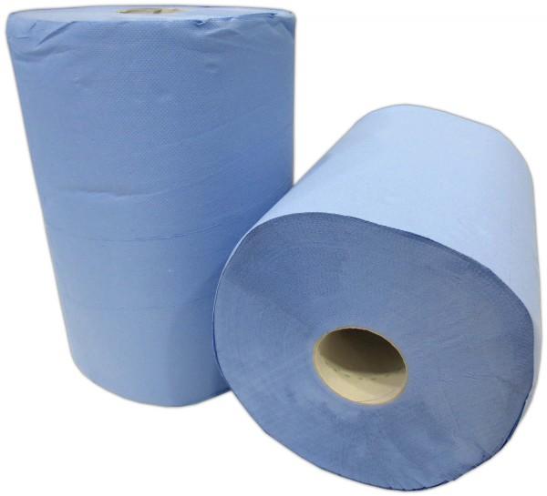 Putzpapier- Rolle Blau 3LG