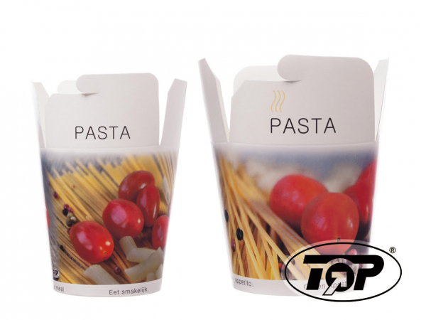 Pasta Box 500ml - 16 OZ