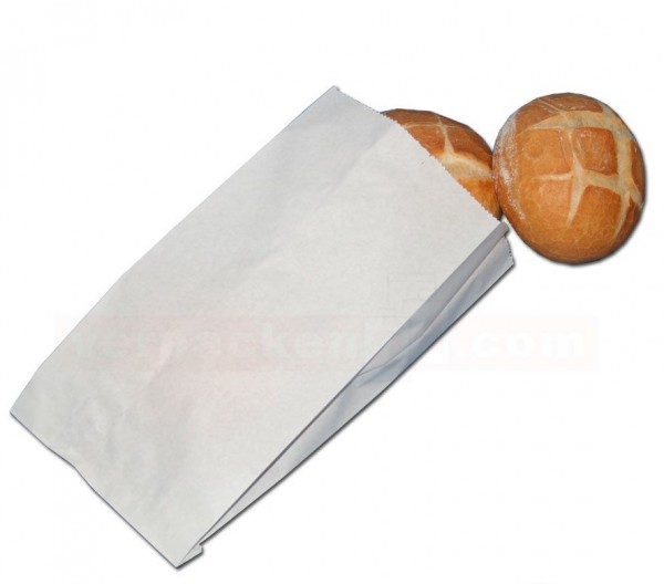 Bäckerfaltenbeutel 20+7x32cm