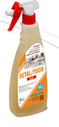 Desinfezierender Spray DETAl FOOD 750ml